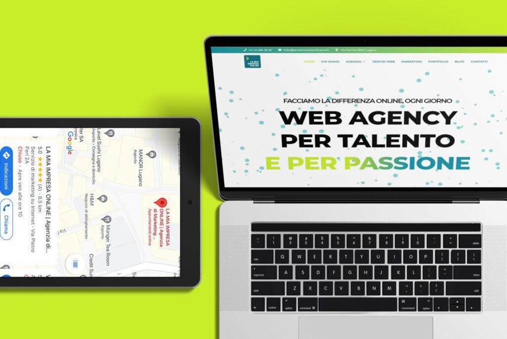 Web Agency Lugano La Mia Impresa Online