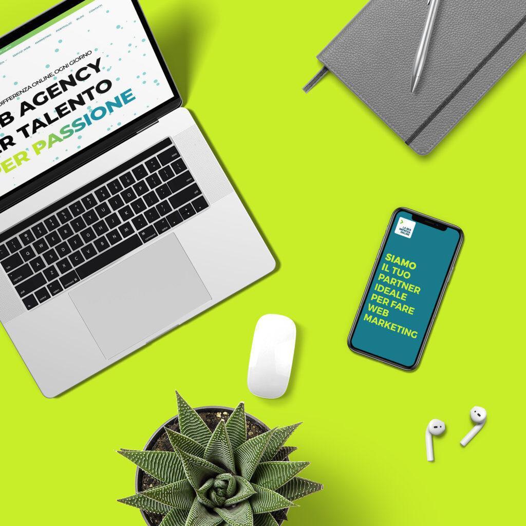 Agenzia web creativa in Ticino La Mia Impresa Online